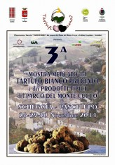 3rd EDITION EXHIBITION WHITE TRUFFLE