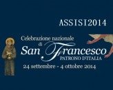 National Celebration of St. Francis of Assisi, patron saint of Italy
